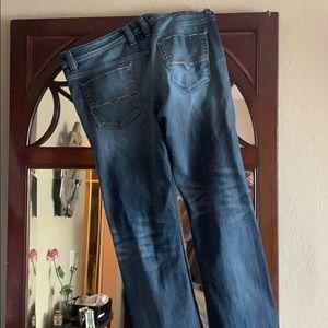 Diesel Men's Blue Jeans s 36